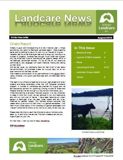FrontPageWinterNewsletter